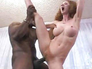 Big Tits Flexible Hardcore Interracial Redhead Teen Young