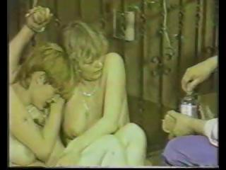 Hellacious Vintage Flick Of Sweet Girls Handy Home Getting Sexually Assaulted
