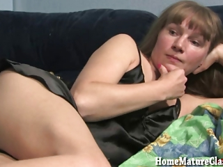 Young Stud Fucks Mom