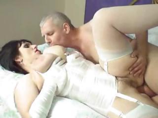 Big Boobed Brunette Hottie, Josephine James, Loves An Patriarch Gumshoe