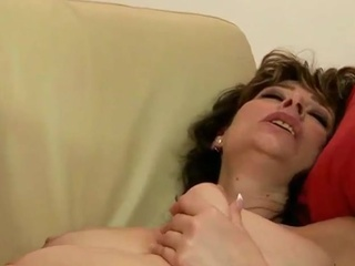 Grandma And Enjoying Hawt Lesbo Sex
