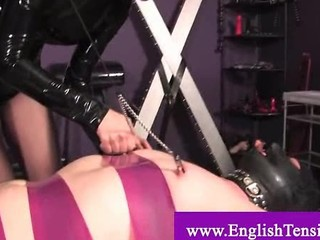 Virgin Slave Bonded Then Cbt And Nt By Domina