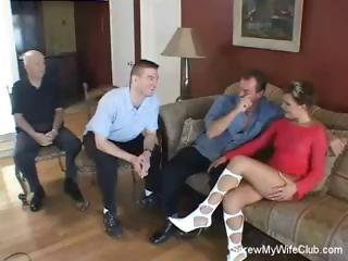 Fat Milf Gang Bang -