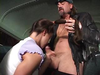 Unprincipled Young man Fucks Young Girl Anent The School Instructor