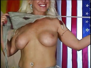 Hot Mature Blonde Cougar Cara