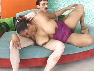 Big Tit Milf Sucks And Gets His Hard Rod Deep In Her Pussy