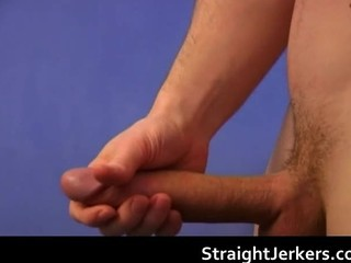 Gabriel Jerking Off His Nice Straight Part4