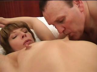 Slim Milf Gets The Hard Sex She`s Been Dreaming Of For Years