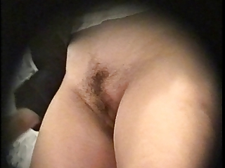 Voyeur,big Boobs,blond Hairy Trimmed Pussy,big Ass,bbw