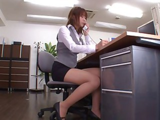 japanese girl concerning stocking 43-1