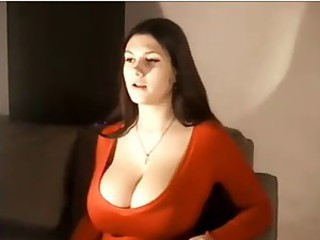 Best of Breast - Royal Lee shaking big Tits Cleavage