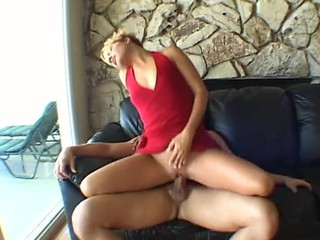 Short Hair Girl Squirts During Hot Intense Sex Scene