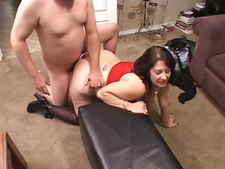 Anal Chubby Doggystyle Mature Wife