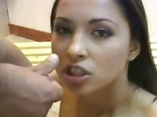 Alexa May Cumshot Compilation