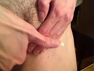 hairy ungentlemanly fuckt a glass pepsi botel
