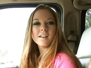 Cute teen Scarlett Fay pounded so good