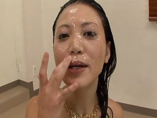 Japanese Cum Shower - LITERALLY (Part 2)