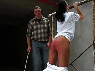 Better Days of Spanking for Angel