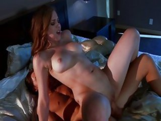 Tiffany Star sex with a vampire