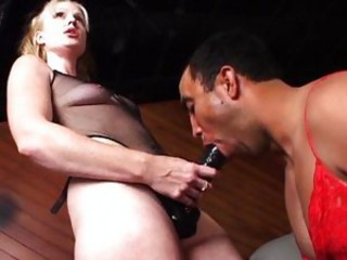 horny women dominate a hard cock