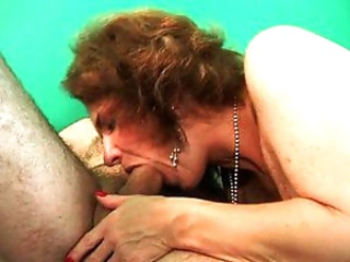 Hairy mature slut humping up added to down