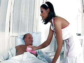 Black Angelika - Nurse