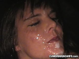 My wife's cumshot compilation