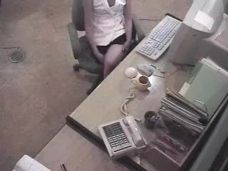 Hidden Security Spy Cam Caught Office Girl Masturbating Sex Tubes