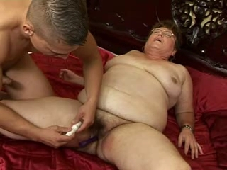 Hairy Fat Grandma Fucks Sex Tubes