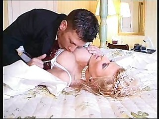 Michelle Thorne as Titney Spheres - The Wedding - Hardcore sex video -