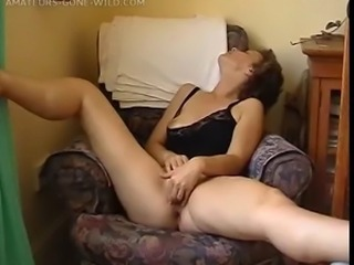 wife masturbating in front of will not hear of husband