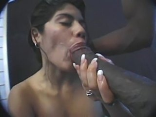 Dark haired chick huge cock  free
