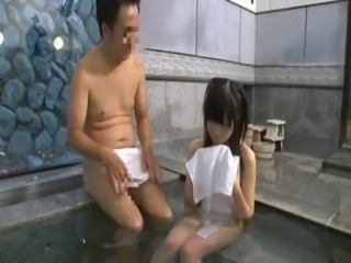 Asian Cute Pool Teen
