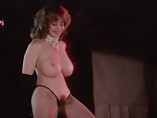 Classic CMNF-Hairy Redhead In Strip Club