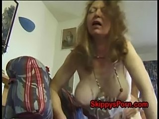 Spanish granny likes to fuck  easy