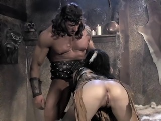 Conan Make an issue of Barbarian clip2