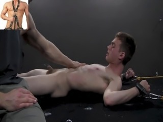 Bdsm Dream Boy Bondage - Colby Part 2-3