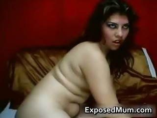 Pussy wide guileless yon tight Latina MILF