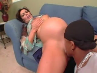 Nancy Vee - pregnant interracia ... unorthodox