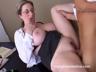My First Sex Teacher - Mrs Kitt ... unorthodox