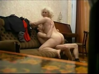 HiddenCam Mature Mom Old and Young Riding Voyeur