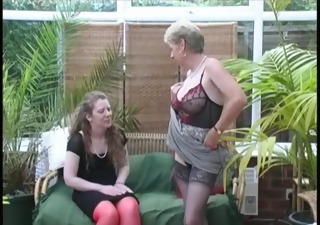 vintage village ladies summer stripping enjoyment
