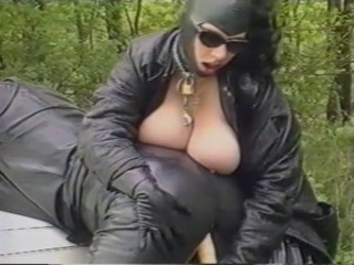 Big Tits Clothed Fetish  Natural Outdoor Toy Vintage