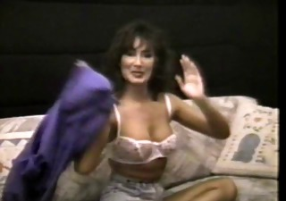 Big Tits British Brunette European Lingerie  Vintage