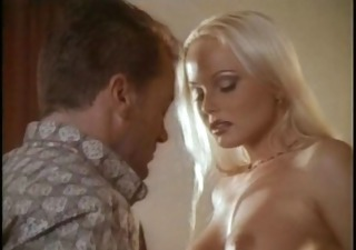 Amazing Blonde Cute  Pornstar Vintage
