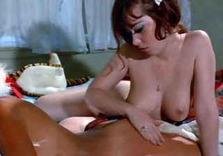 Massage Natural Teen Vintage