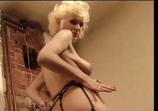 Blonde British Erotic European  Vintage