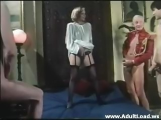 Classic porn with Hoffmann and Sohne having lots be incumbent on hot sex