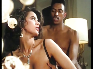 Amazing Cute Doggystyle Interracial  Pornstar Vintage