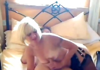 Amateur Homemade  Vintage Wife